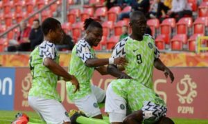 Nigeria's best football news-Nigeria's flying eagles claim African football games finals