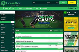 All bonuses and promo codes Lionsbet