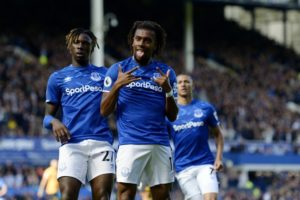 """Video-opinion that Marco Silva stated Iwobi after winning scatter """"Everton"""""""